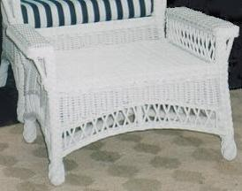 patio furniture - ottoman #8813-9