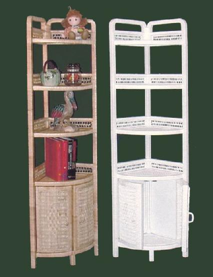 Wicker Org Wicker Bath Bathroom Shelf Shelves