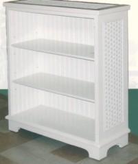 wicker furniture - bookcase #4284B