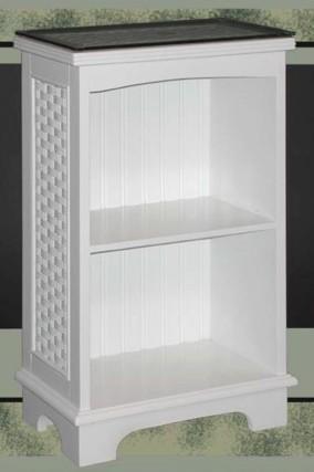 Wicker Shelves Wicker Linen Cabinet