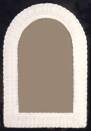 Wicker Wall Mirror Rattan Mirror