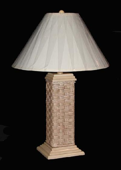 Wicker Table Lamps Wicker Lamp Base