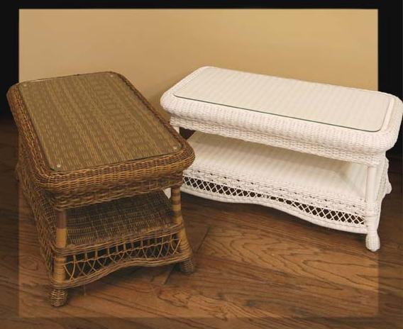 white wicker coffee tables 1